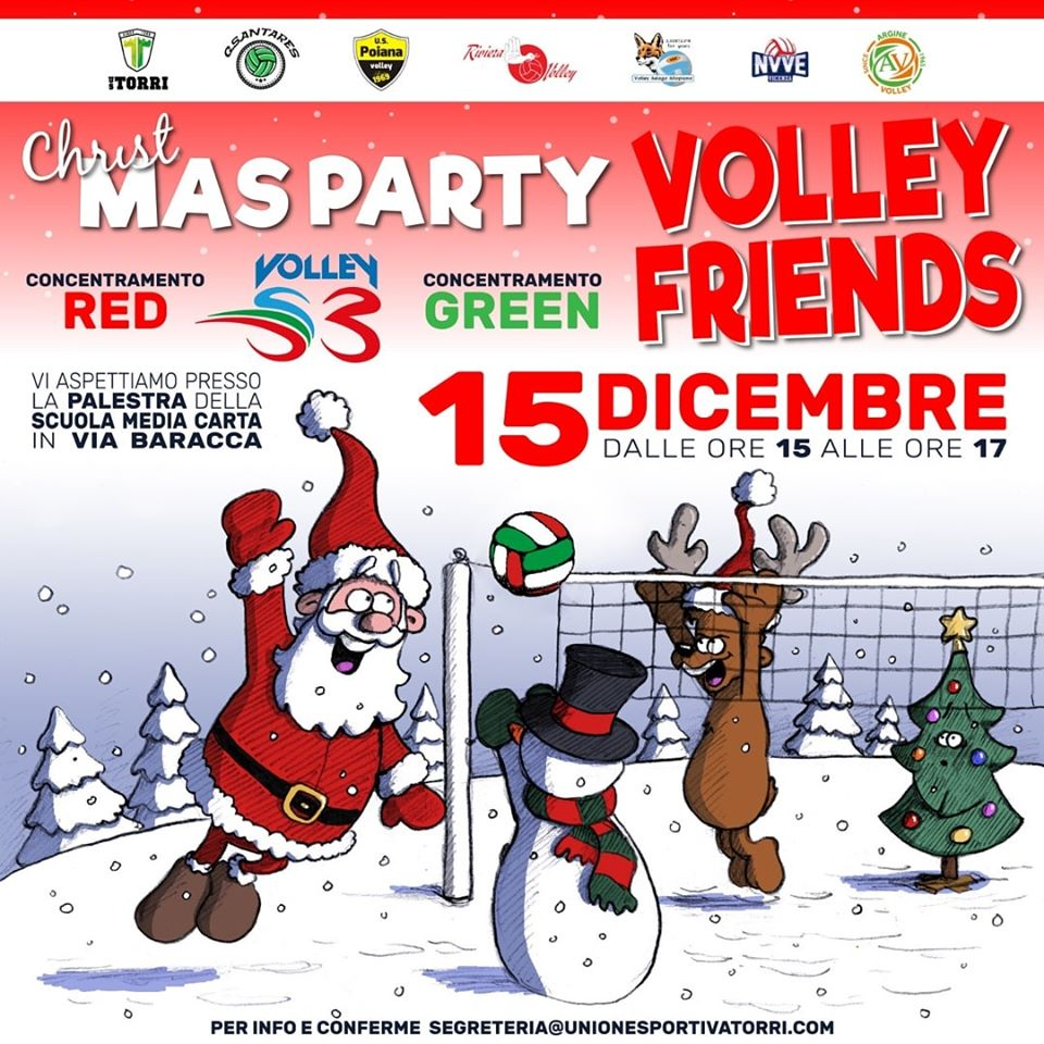 Natale Volley Friends